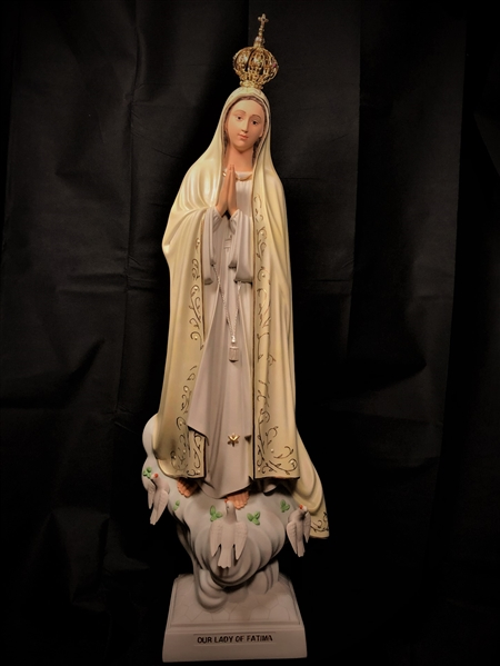 OUR LADY OF FATIMA.