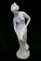 A X-Large Nude Bather