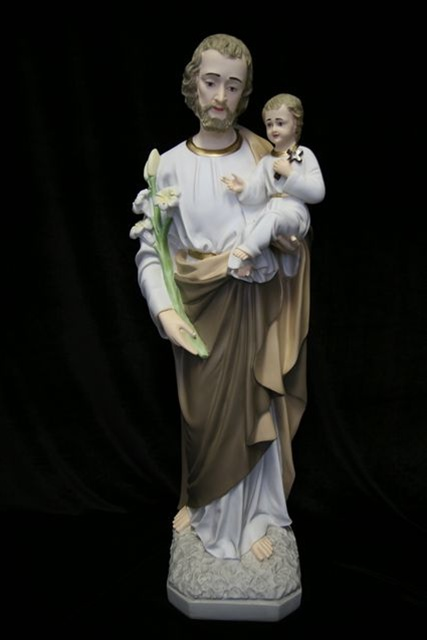 SAINT JOSEPH WITH HOLY CHILD