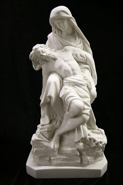 Catholic Statues Pieata Catholic Figurines