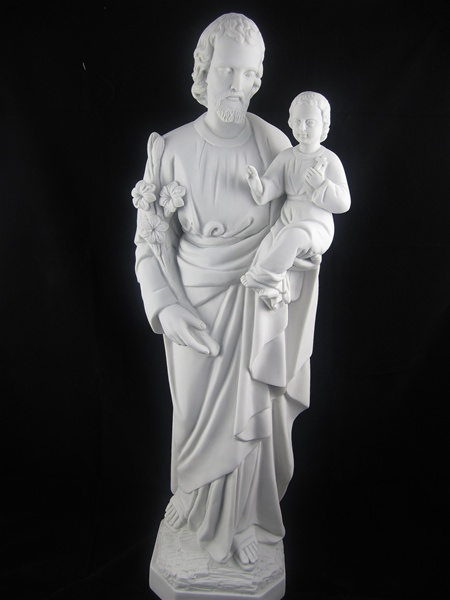 SAINT JOSEPH AND CHILD