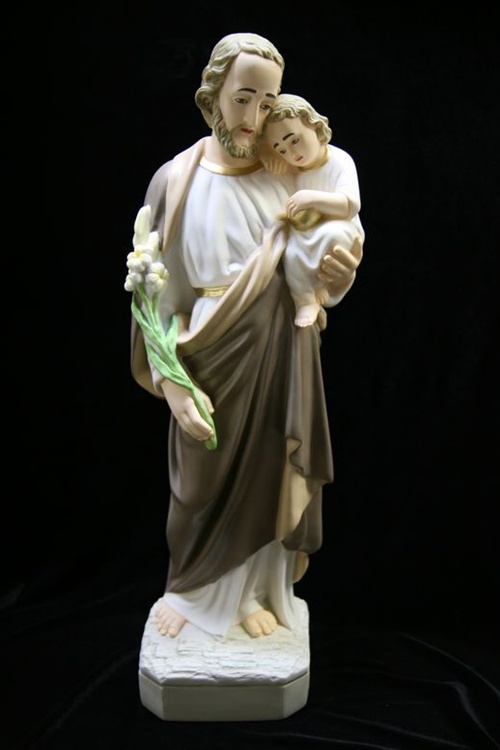 Catholic Statues Saint Joseph Catholic Figurines