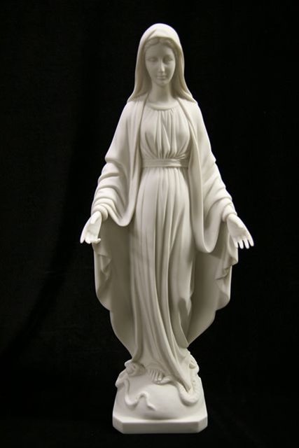 Catholic Statues Our Lady Of Grace Figures Our Lady Of