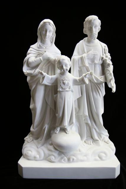 Catholic Statues Catholic Figure Holy Family Holy